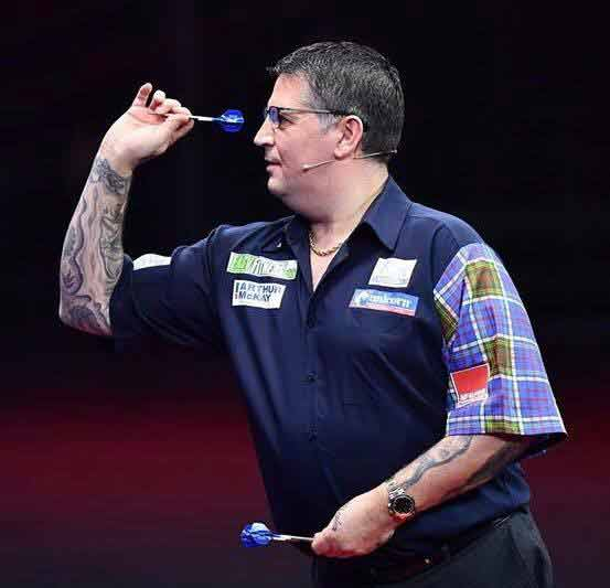 """I can't be doing with it"" – Anderson calls for clampdown on gamesmanship in darts"