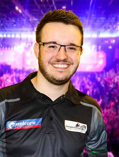 Adam Hunt Darts