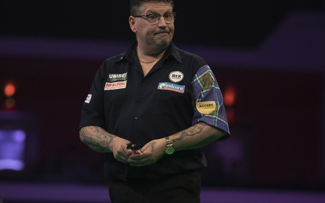 Defeat for Anderson in Cardiff