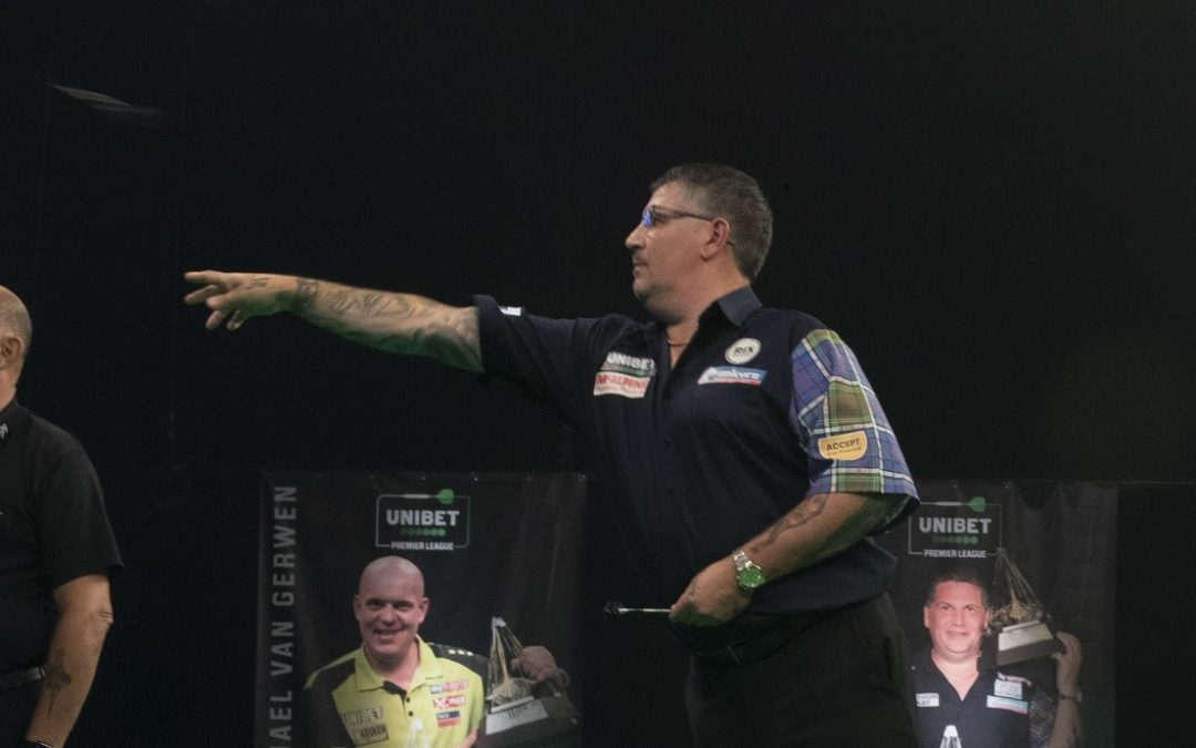 Night 12 of the Premier League – Anderson Vs Aspinall