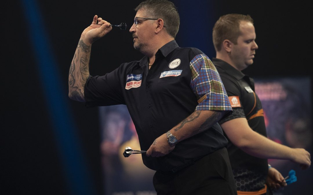 Anderson knocked out of World Grand Prix