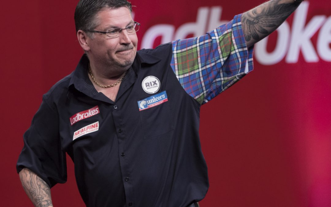 Anderson through on mixed day in Coventry