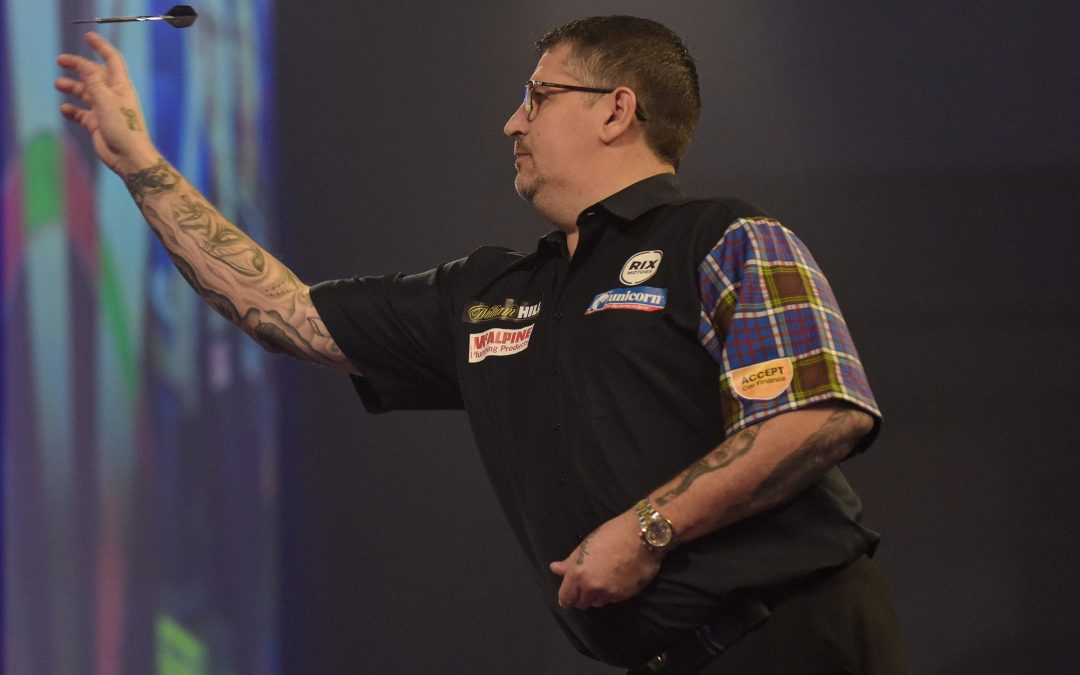 Anderson beaten by Price in World Darts Championship Final