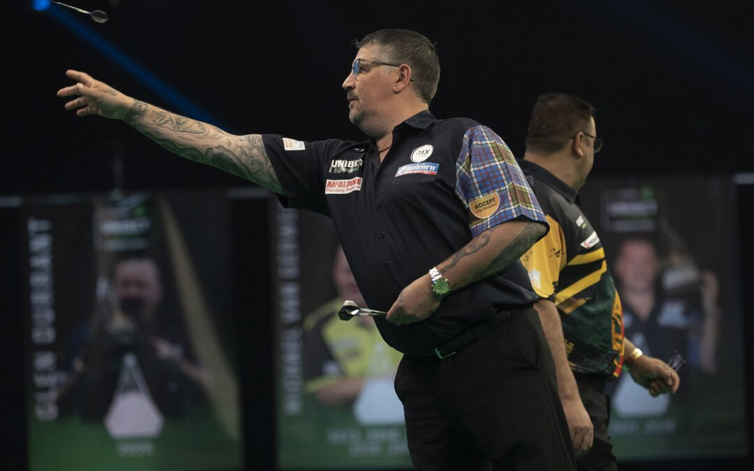 Anderson collects first win on night two of the Unibet Premier League