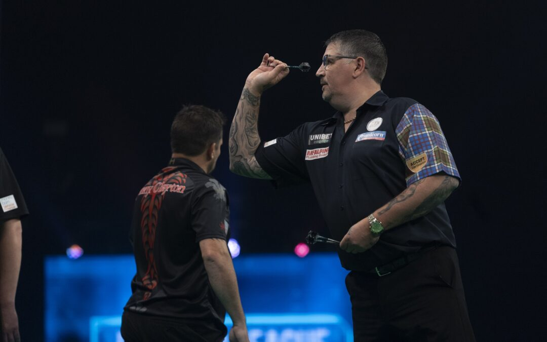 Anderson suffers blow in Premier League Darts Play-Off hopes