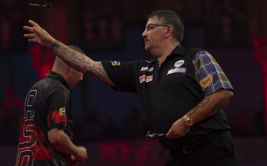 Anderson loses to Aspinall in World Matchplay classic